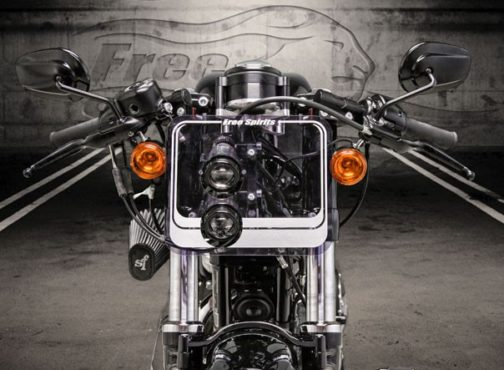 Clip on for Harley Davidson