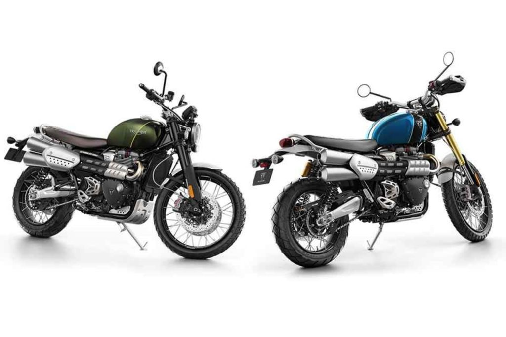 New Triumph Scrambler 1200 - It's time for Off-Road! | Free