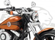 Cover steli forcella per Harley Davidson Softail Breakout