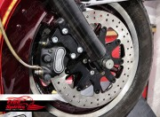 Kit dischi freno 320 mm per Harley Davidson Touring 2000-2007