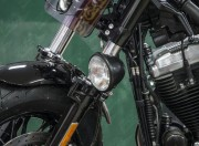 Kit faro laterale (SX) per Harley Davidson Sportster Forty-Eight 2016 up
