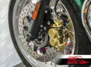 Bolt-in Kit freno anteriore, per Triumph Thruxton Standard dal 2016 (dischi diam. 310 mm & pinze 4p.)