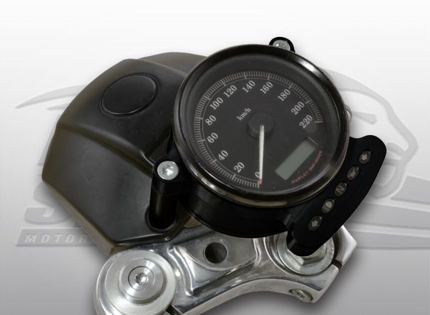 HD Sportster Dash board Cafe Racer Style