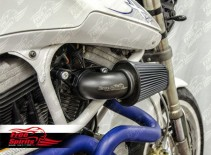 Aircleaner High Flow kit for Buell Tube Frame (Water repellent)