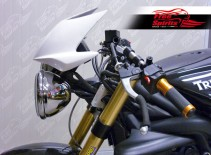 Advance instrumentation bracket kit for Triumph Street Triple 08-12
