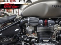 Aircleaner High Flow kit for Triumph Thruxton 1200, Bonneville T120 & Bobber (Water Repellent)