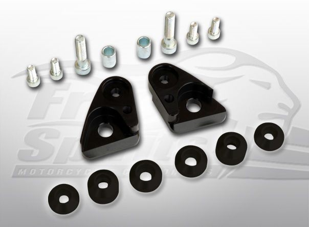 Riser Block for Triumph Classic (Black)