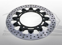 Front brake rotor 320 mm for Triumph