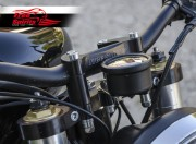 Risers for Oversize Handlebar & our yokes 202401-202404 (Black)