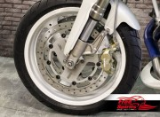 Dual front disc kit for Buell until 2001