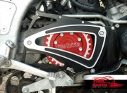 Pulley Cover for Buell XB 2008 up (Contrast Cut)