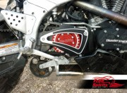 Buell XB Pulley Cover (Red)