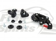 Riser Block for Triumph New Classic (Black)