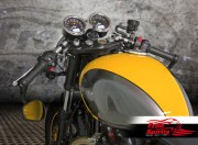 Kit Racer Bar Conversion for Triumph Street Cup