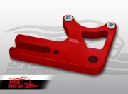 Rear Caliper relocation bracket for Triumph Bonneville (Red)