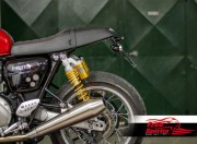 Undertray & license plate for Triumph Thruxton 1200