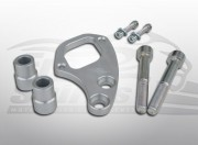Ignition switch relocation bracket for Triumph Classic (Right - Silver)