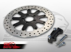 Brake rotor kit (320 mm) for Harley Davidson Dyna 2008 up