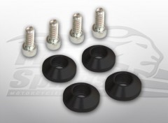 Triumph Classic damper kit plugs (Black)