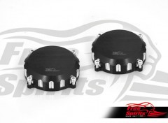 Triumph Classic EFI (Electronic Fuel Injection) covers (Black)