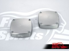 Triumph Classic EFI (Electronic Fuel Injection) covers (Silver)