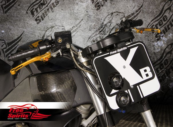 Brake & Clutch Levers Reclining and Adjustable For HD and Buell