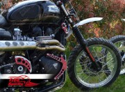 "Kit de fourche ""30 plus"" off-road Triumph Classic"