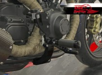 Pedalines centrales para Harley Davidson Dyna