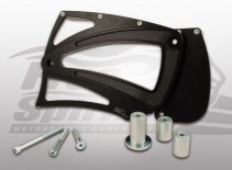 207514 free spirits buell xb pulley cover (2002-2005)