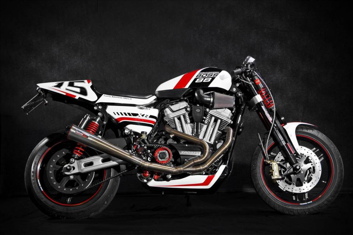 Hd Sportster Cafe Racer Parts