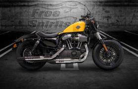 Harley Davidson Sportster Forty Eight 2017