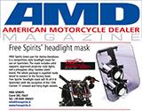 amd press headlight for harley davidson sportster