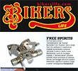 Bikers Life Magazine Free Spirits Press